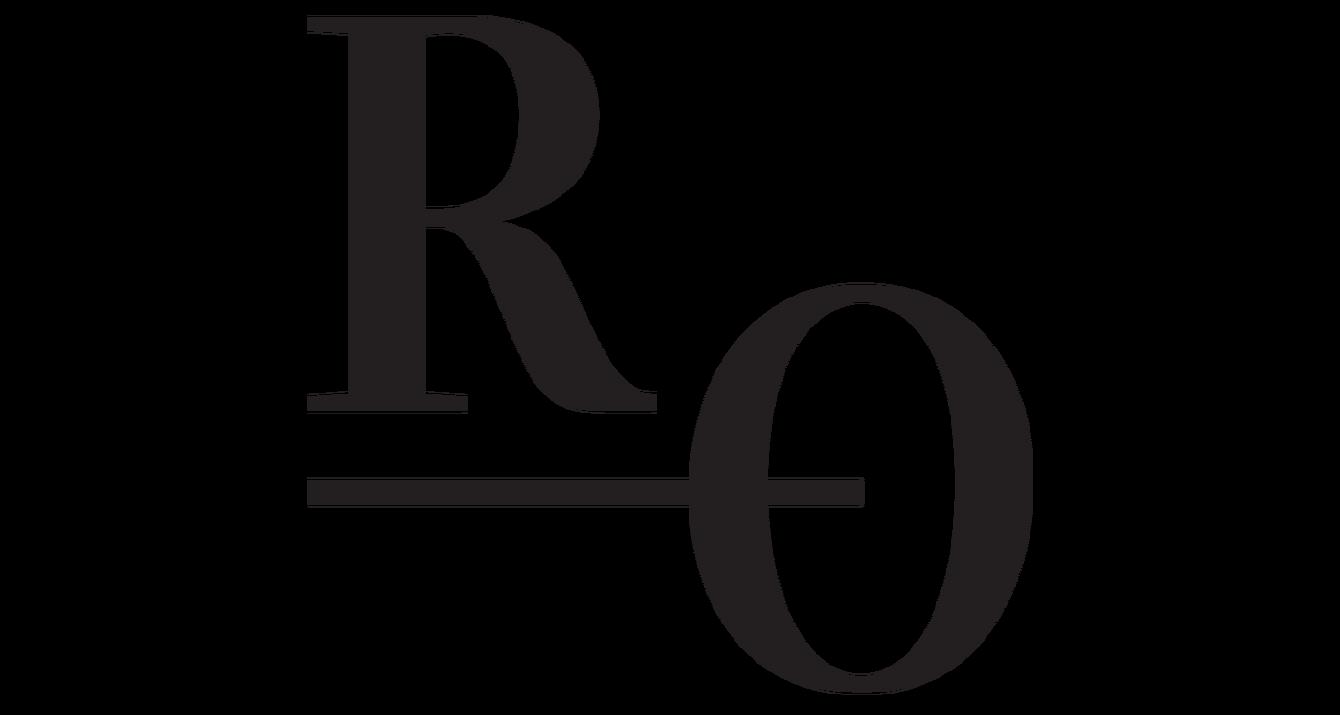 Radius Opera 'R' 'O' icon